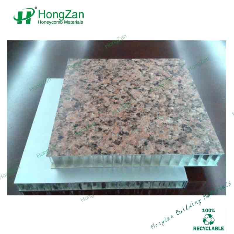 Bathroom Stone Honeycomb Wall Panels with Waterproof