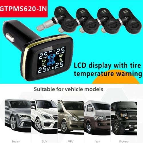 Internal Sensor TPMS for Car Testing Tire Pressure