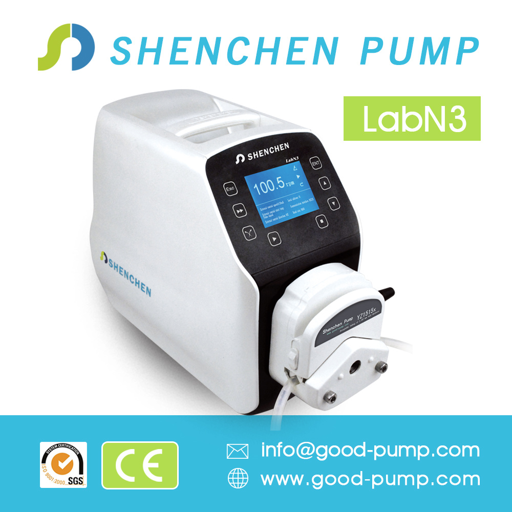High Quality Big Flow Labn Series Peristaltic Pump