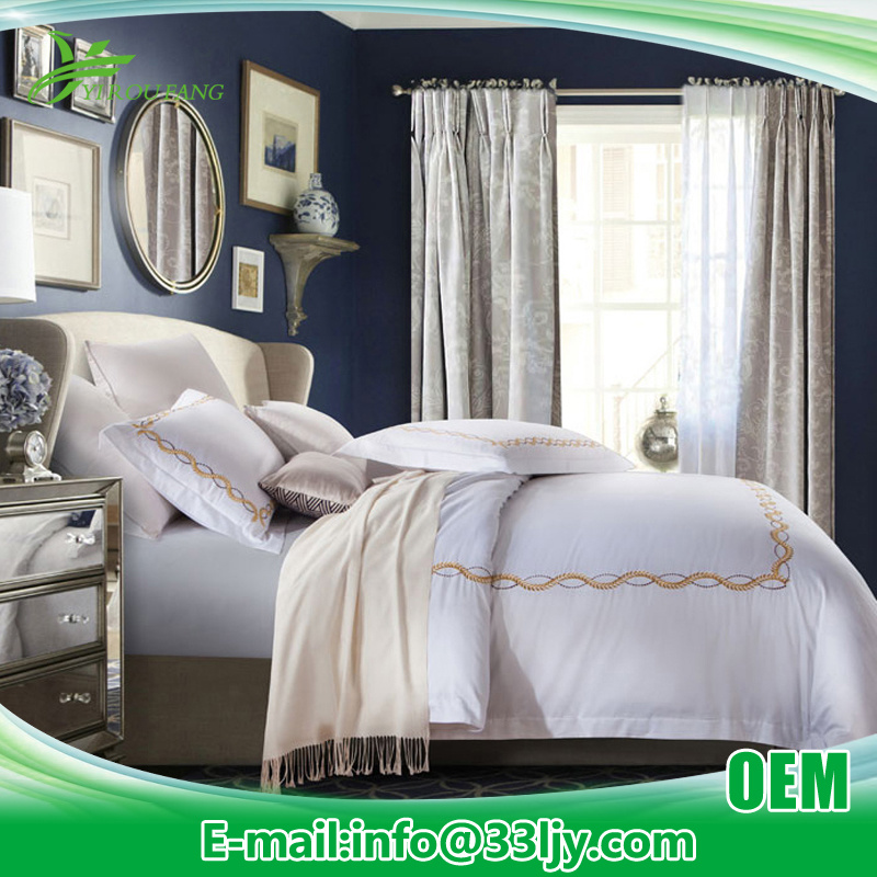 Factory Cheap 100s Comforter Set for Bay