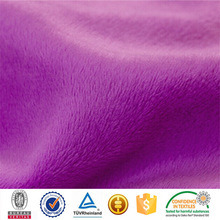 Velboa Polyester Toy Fabric