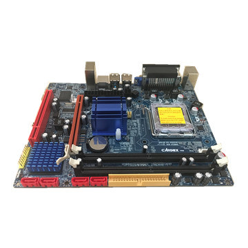 2017 Hot India Products Motherboard G31 DDR2