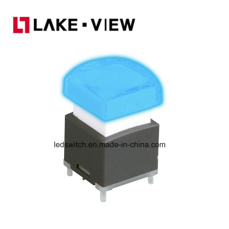 Printing Custom Audio Video Processor LED RGB Colors Options Push Button Micro Switch