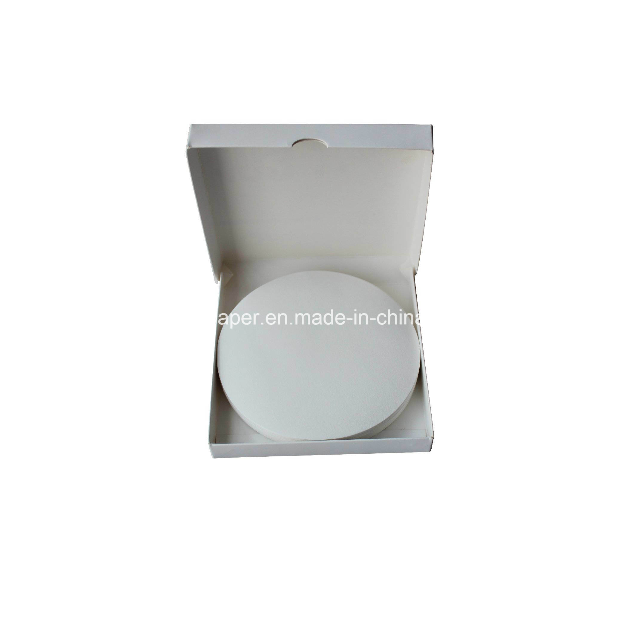 Laboratory Ashless Cotton Cellulose 45mm Quantitative Filter Paper