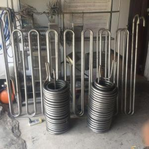 Stainless Steel S Shape Pipe Bend