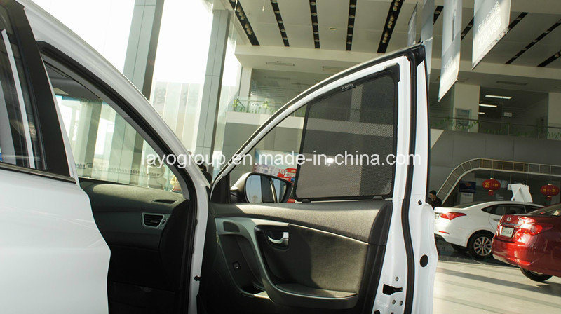 Elantra Side Window Mesh Fabric Steel Wire Sunshade