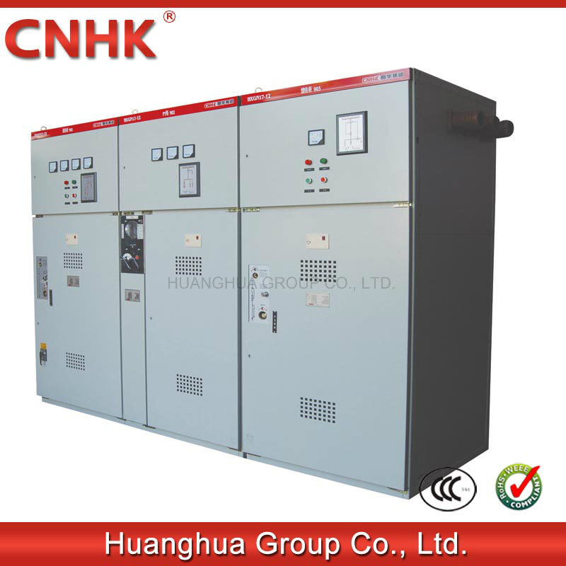 Hxgn17-12 AC Metal-Clad Fixed Type Switchgear