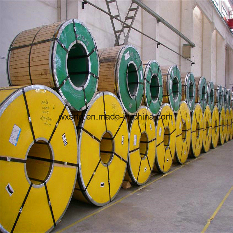 Stainless Steel Coil with SGS