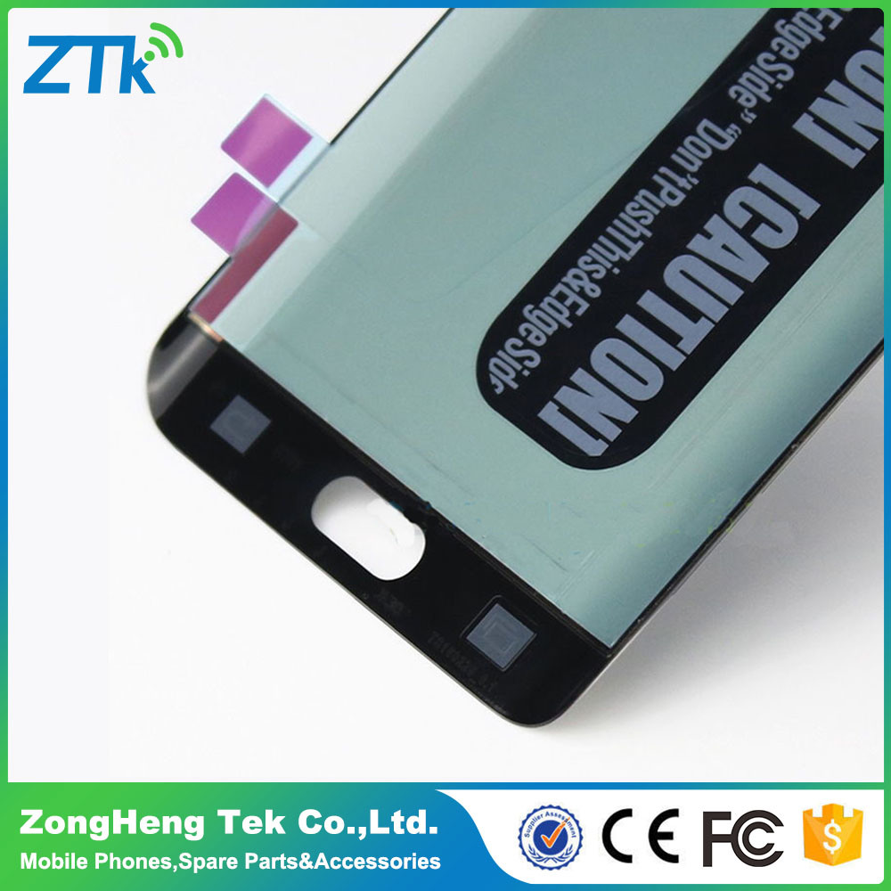 Wholesale Mobile Phone Touch Screen for Samsung Galaxy S6 Edge Plus LCD Display