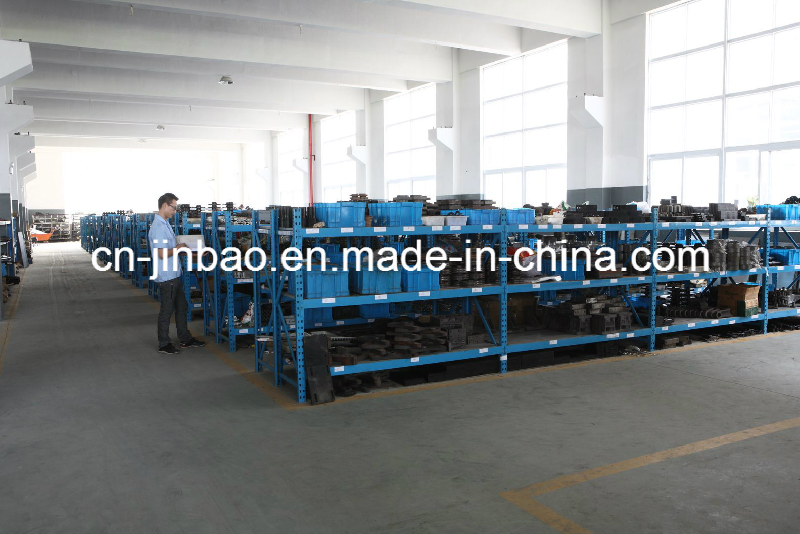 Mechanical Type Stretching Machine JB-1215B