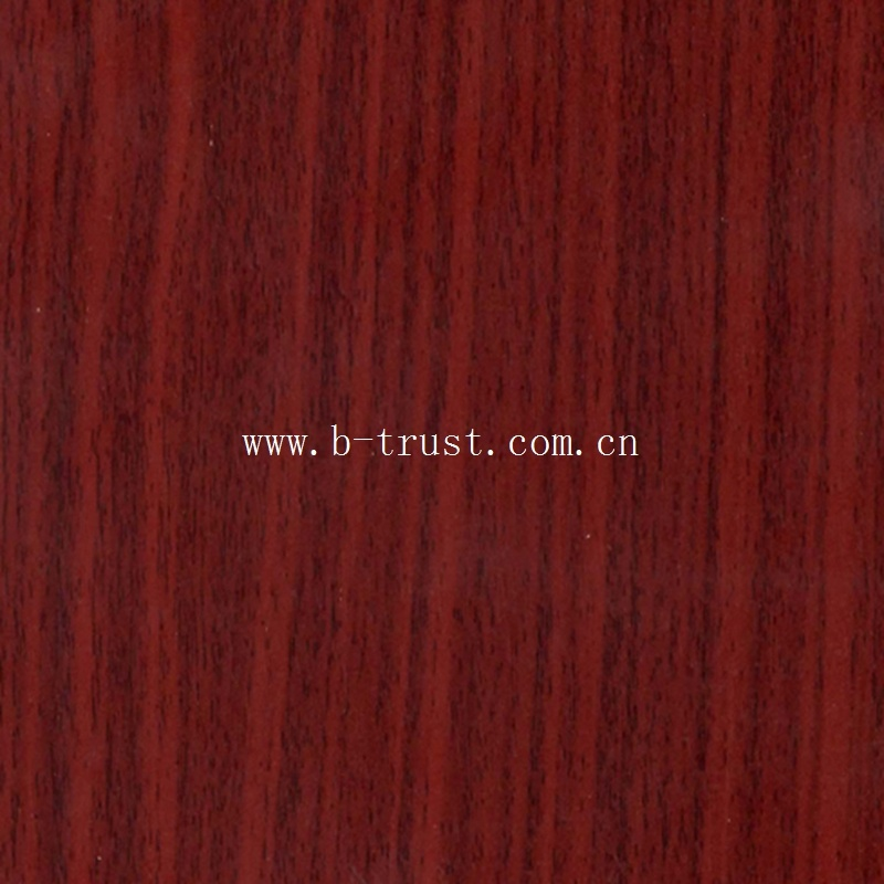 Wood Design PVC Decorative Film/Foil for Furnitures/Cabinet/Door Vacuum Membrane Press Dfh