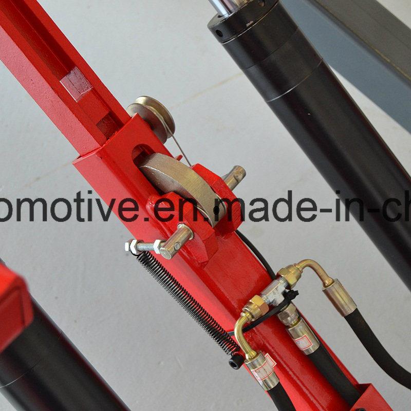 Portable Middle Rise Scissor Lift