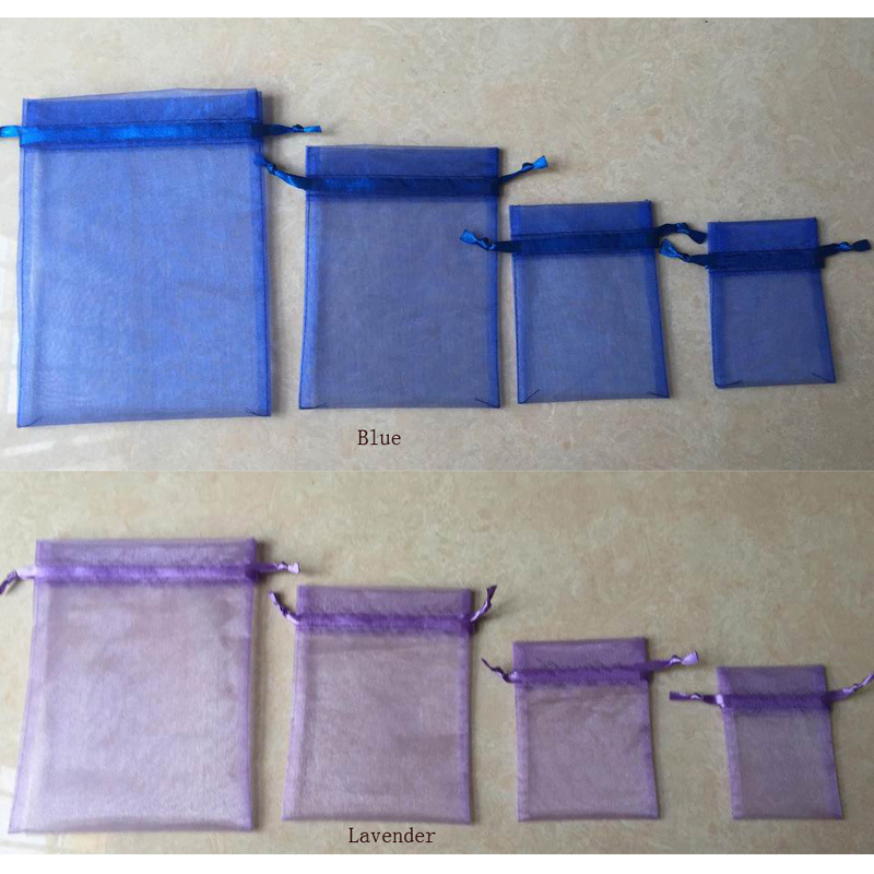 Organza Drawstring Gifts Pouch