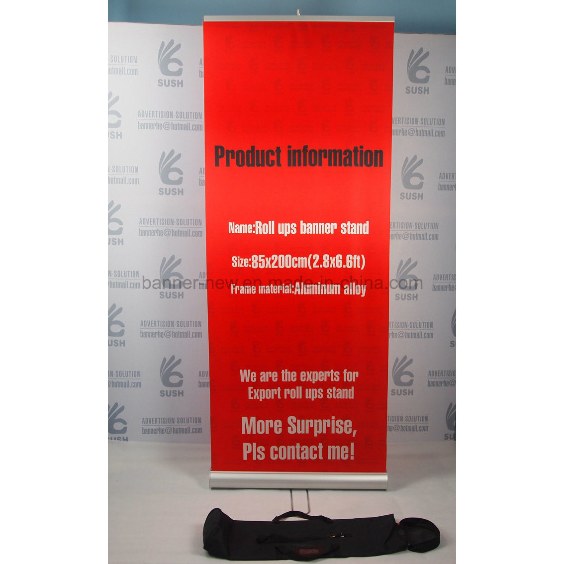 Double Side Roll up Banner