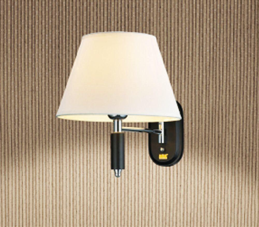 Hotel Guest Room Steel Wall Lamp (KAMC1635)