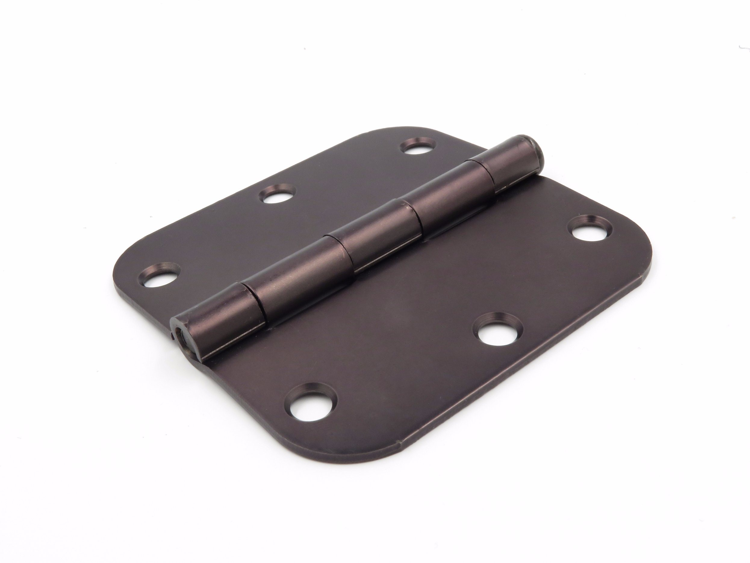 Five Knuckle Radius Corners Removable Pin Butt Hinge Door Hinge