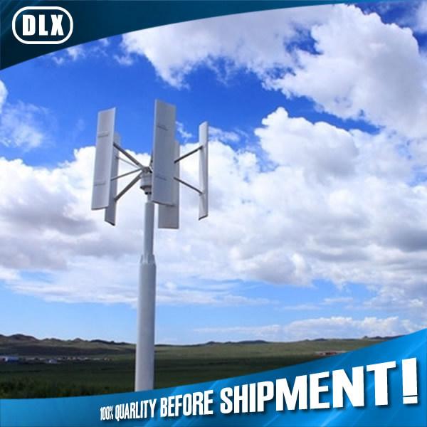 Vertical Axis Wind Turbine Generator