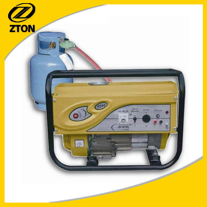 Portable Home Use LPG Gas Generator (set)
