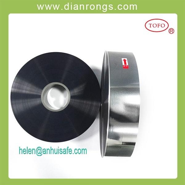 Al/Zn Metallized Capacitor Grade Film (BOPP, PET)
