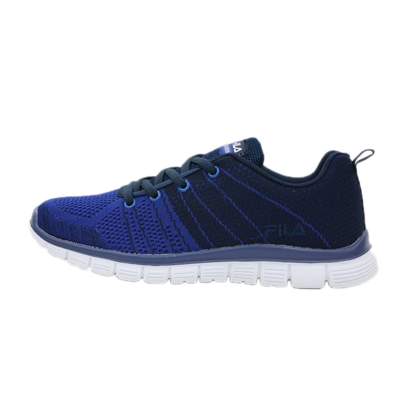 EVA Outsole Flyknit Upper Barefoot Running Shoes for Men
