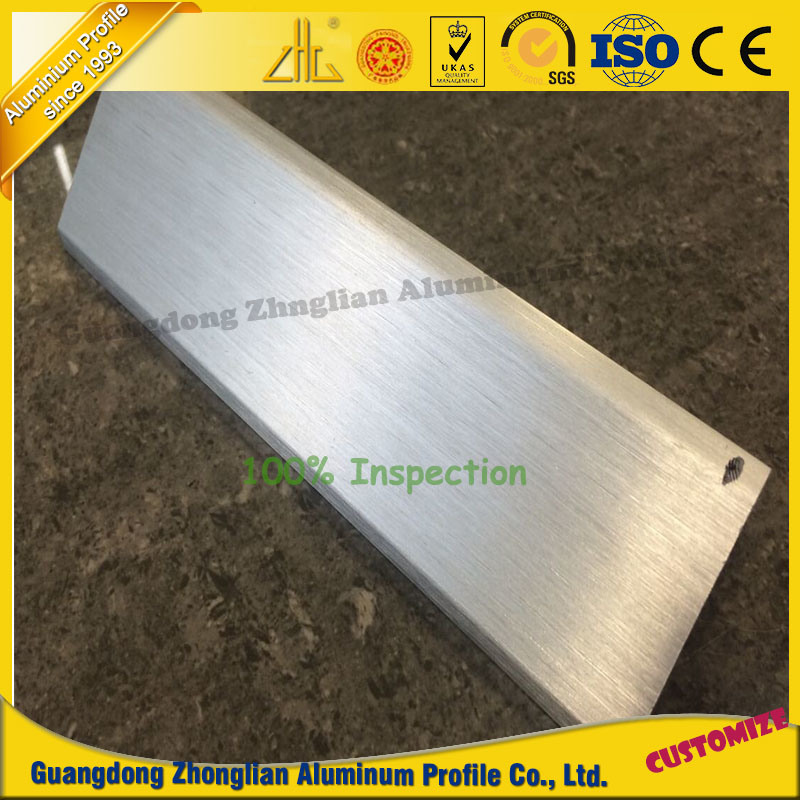 Manufacturer Brushed Aluminum Parts for Living Room Furniture