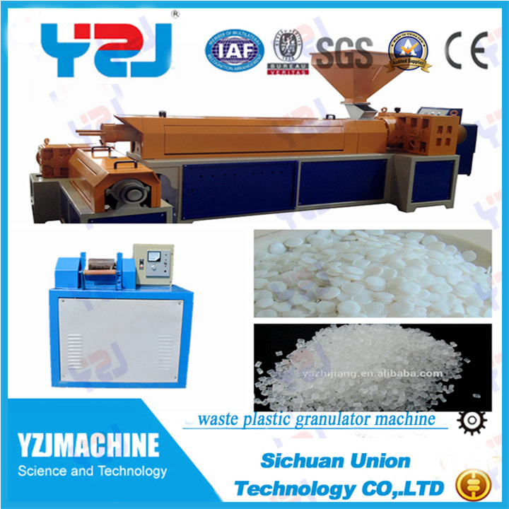 Small Plastic Recycling Machine with Low Price