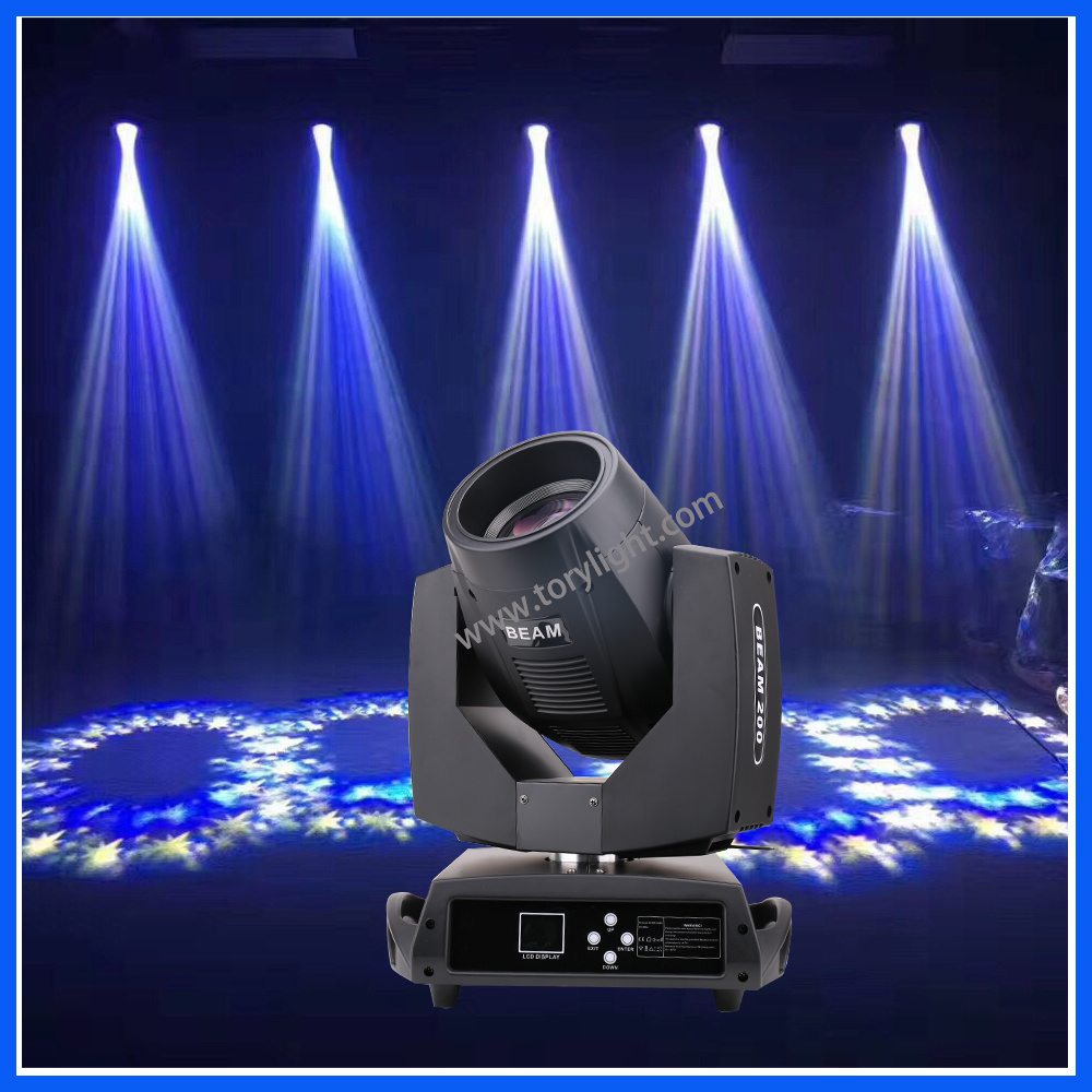 Stage Event Equipment 230W Sharpy Beam Moving Head Light