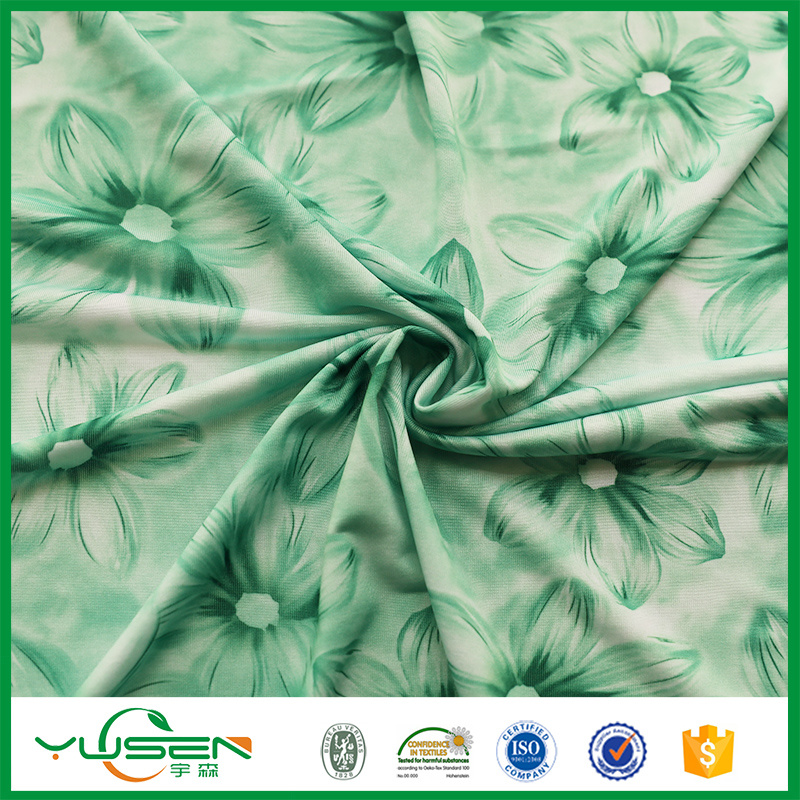 75D Climbing Moss Fabric, Four-Way Spandex