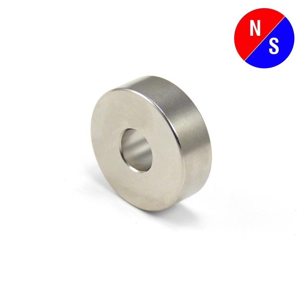 Ring Permanent Sintered NdFeB Iron Boron Magnet