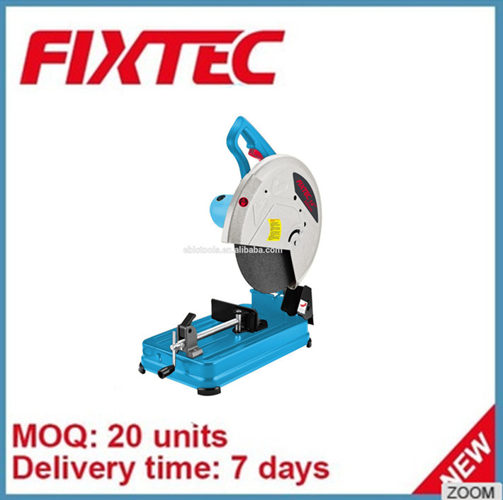 Fixtec Power Tool 355mm 2400W Cut off Machine / Cutting Saw Sawing Machine