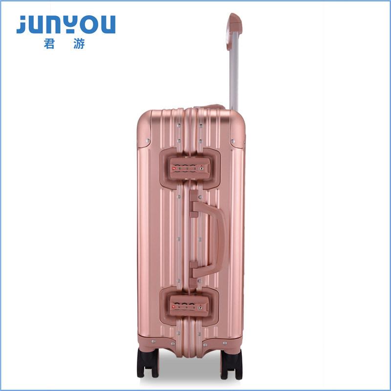 Good Quality New Design 20 24 Inch Aluminum Frame Luggage