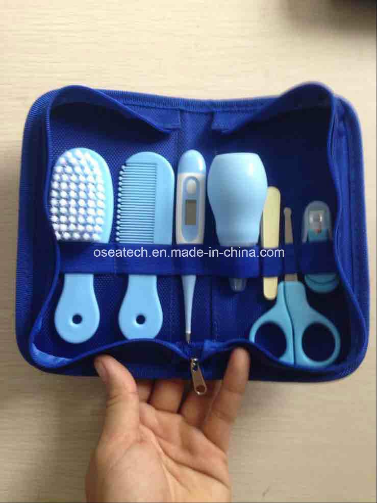 Baby Boy Brush Manicure Set