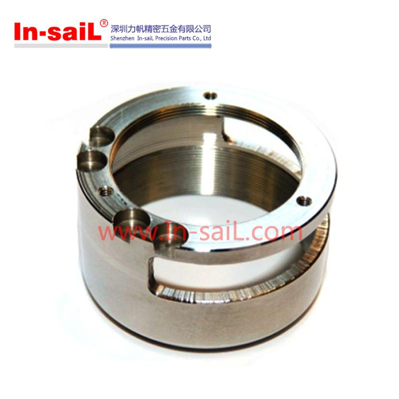 China CNC Machining Service CNC Turning Brass Parts Manufacturer