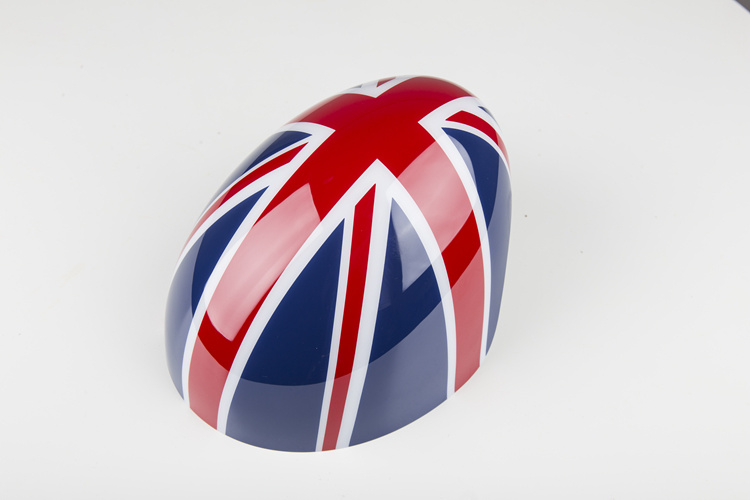 Side Mirror Cover Union Jack for Auto Accessory Mini Cooper