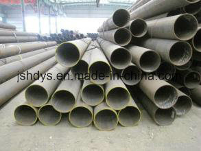 35CrMo Round Steel Pipe Tube for Gas Cylinder
