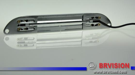 Waterproof IP69k License Plate Rear View Camera for Car