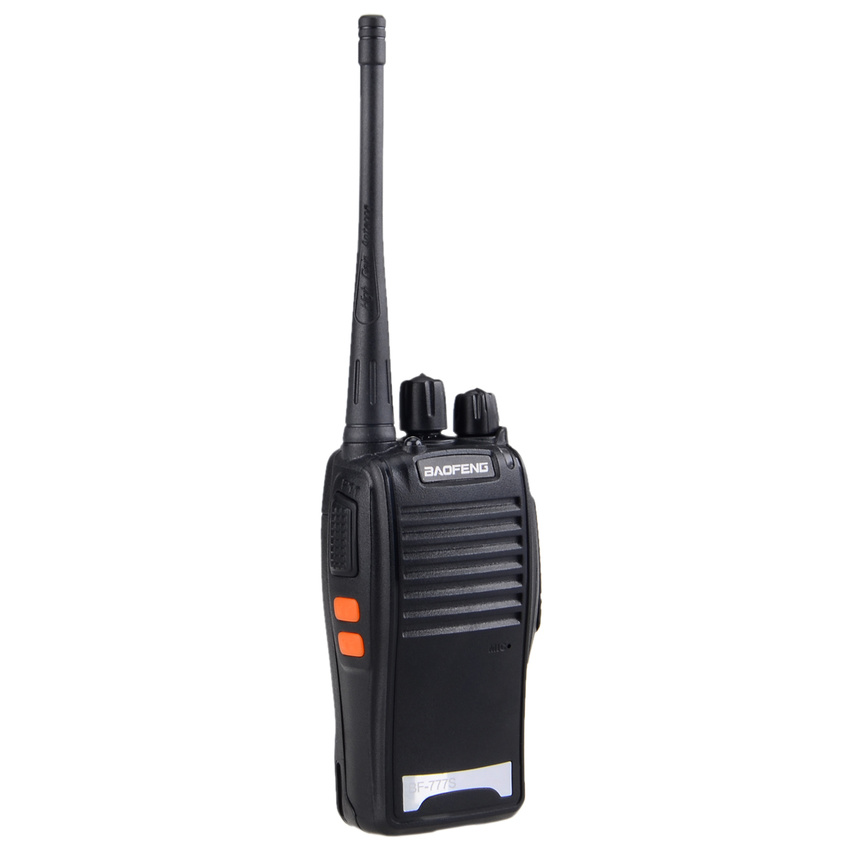 Best Sale 1500mAh Two-Way Radio Interphone Baofeng777s