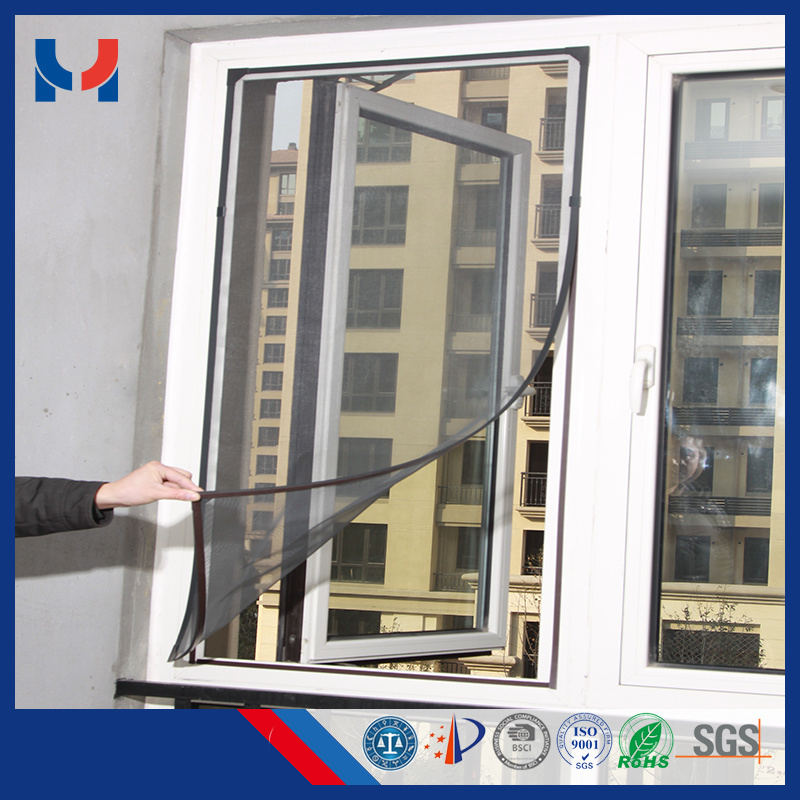 New Design Green Colored Window Screen Netting