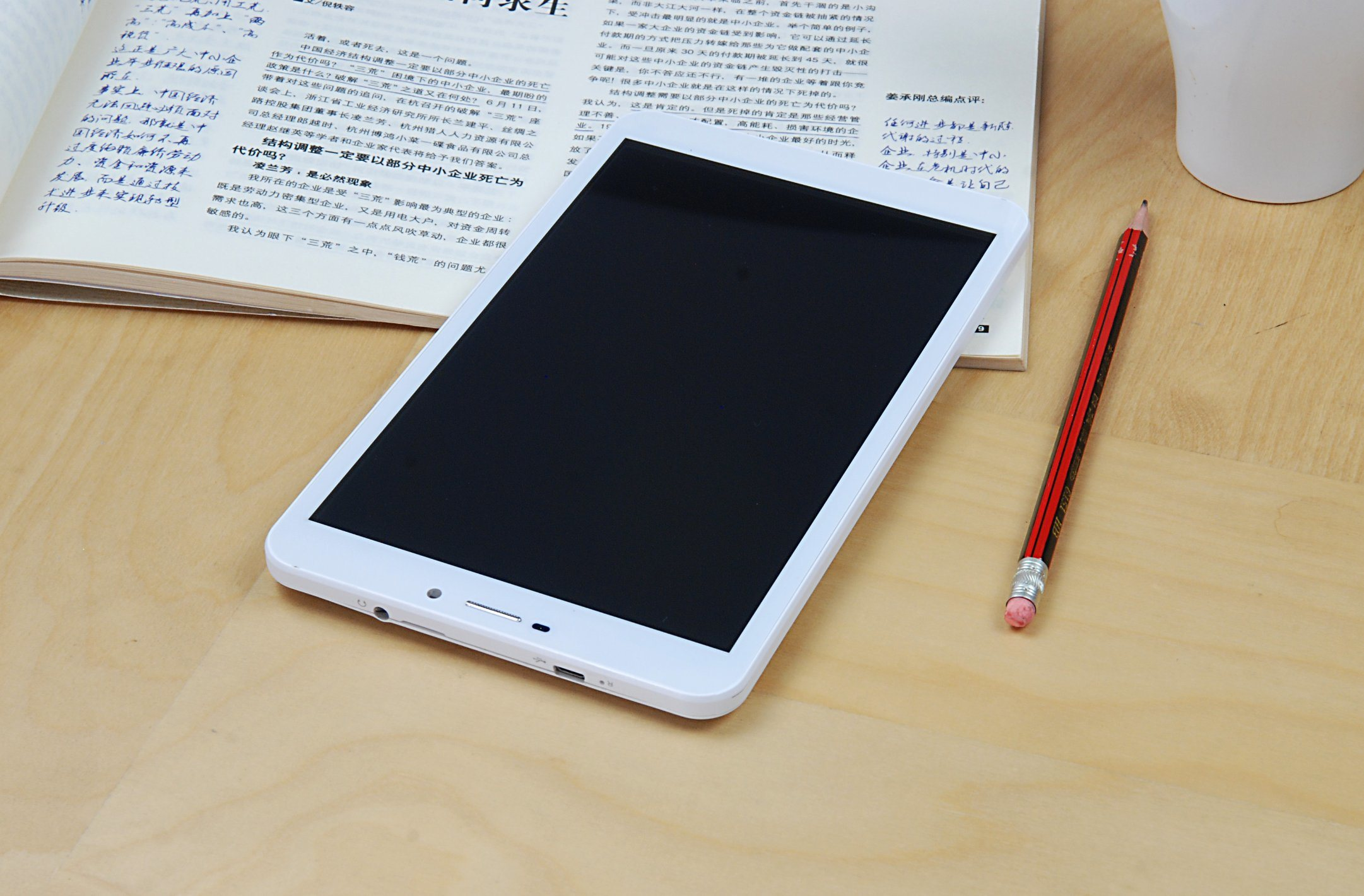 8 Inch Tablet PC, Mtk 8735 Quad Core, 3G 4G Lte Talking Tablet, Android 6.0 IPS Screen