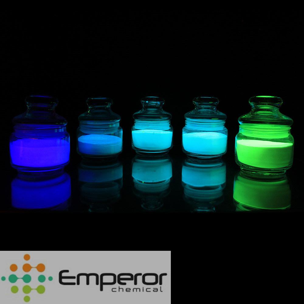 Fluorescent Pigments for High Temperature Plastic Coloring