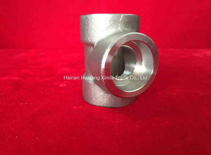 High Pressure Weld Socket Pipe