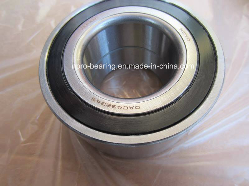 High Quality Auto Wheel Bearing Koyo Dac438345 for Toyota