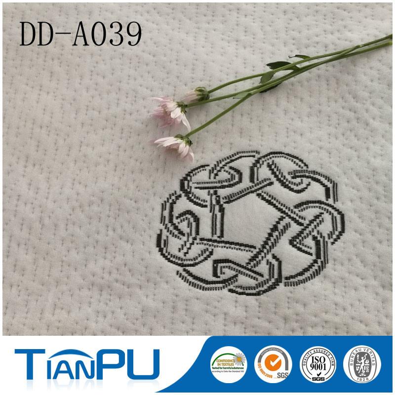 Premium Quality 100% Polyester Jacquard Mattress Fabric