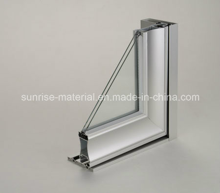 Aluminum Profiles for Windows and Door