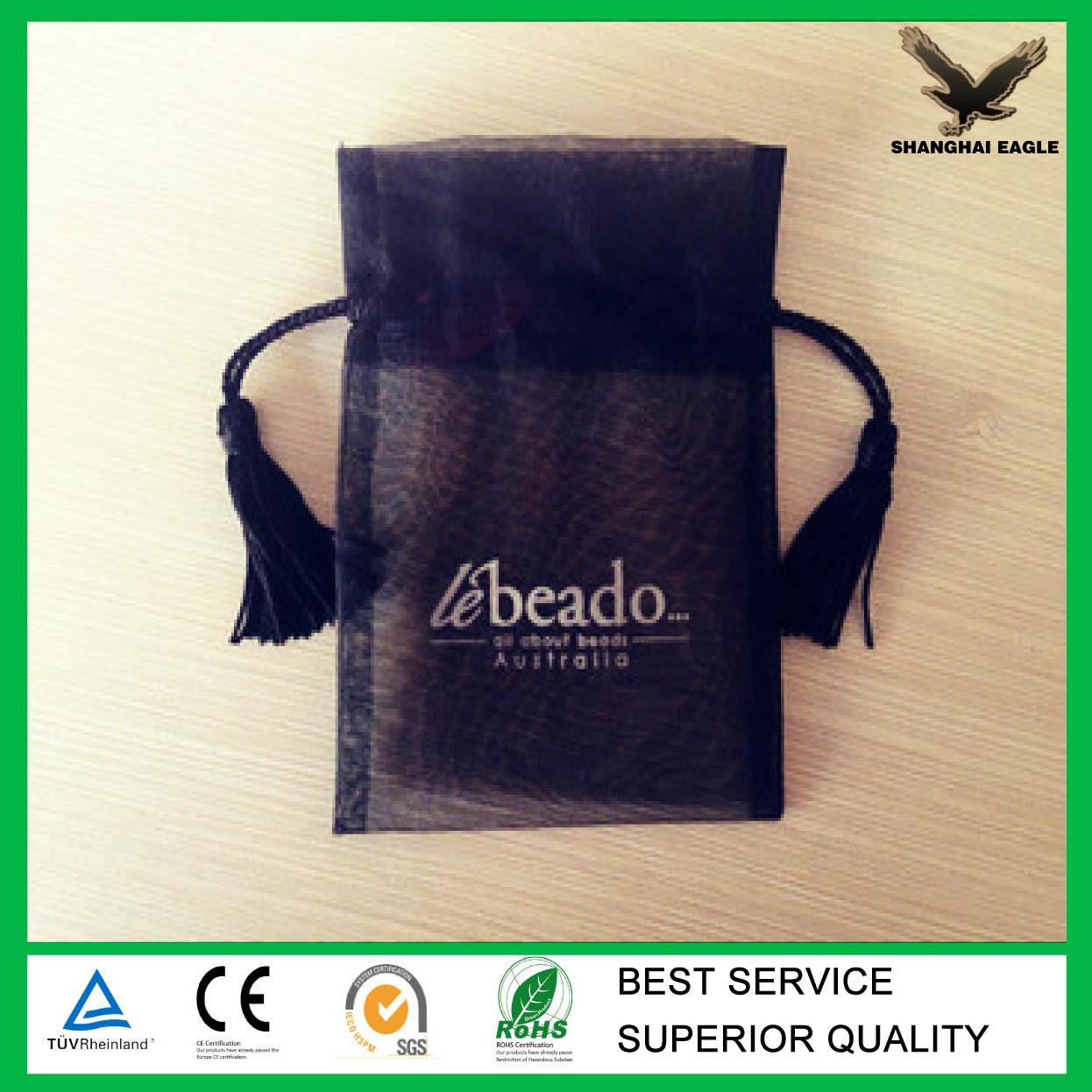 Cheap Personalized Custom Organza Bag
