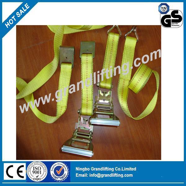 Us Standard Polyester Ratchet Tie Down Strap