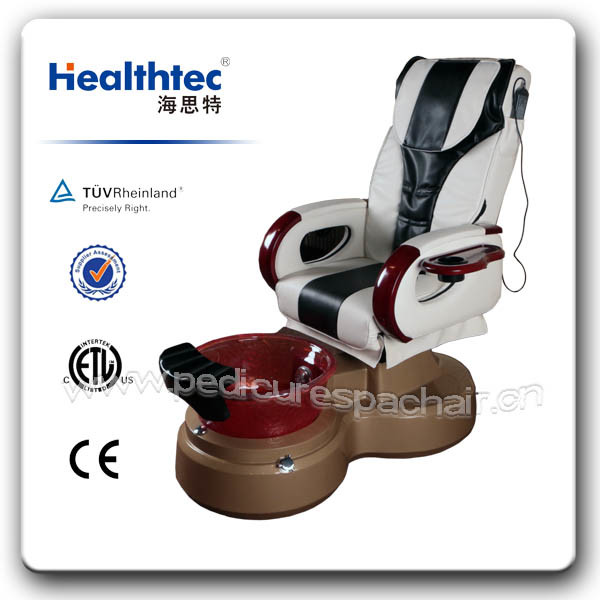 Salon Massage Chair Pedicure Machine with Vacuum