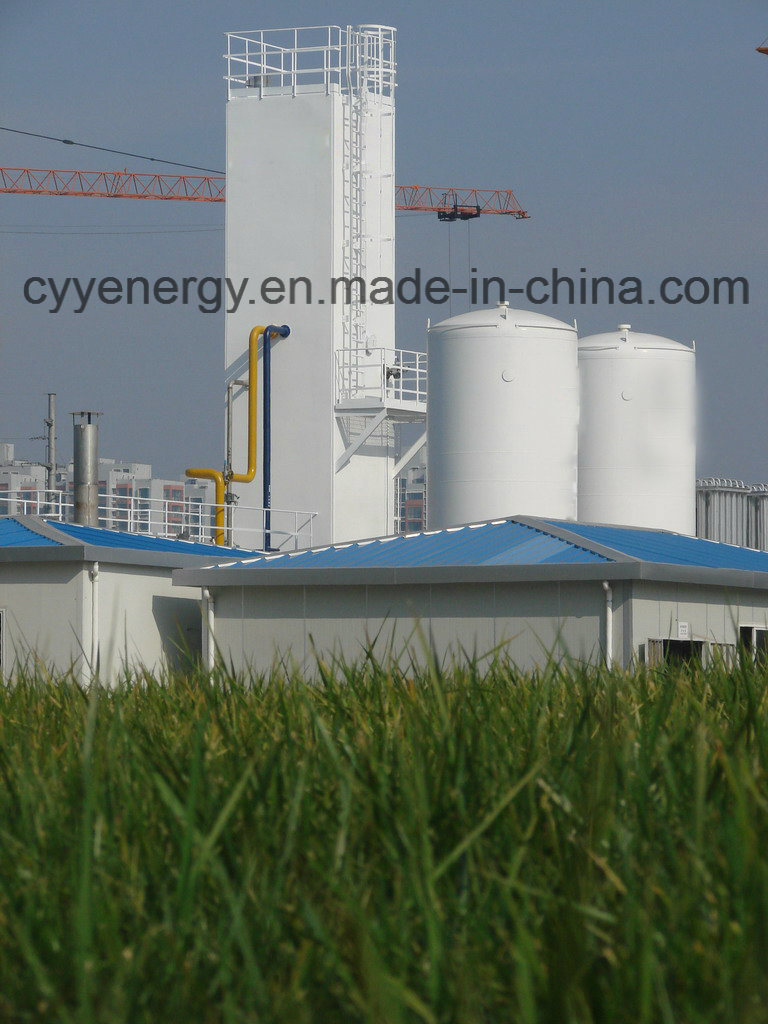 Cryogenic Asu Liquid Oxygen Air Separation Plant