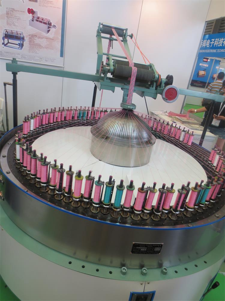 64spindle Computerized Lace Braiding Machine