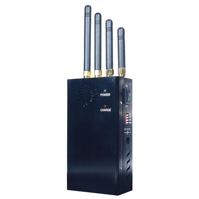 mobile phone signal Jammer factory - China Portable Mobile Phone & Wi-Fi/Bluetooth Jammer (CPJ468) , Portable 4G Jammer Block Mobile Cell Phone CDMA GSM GPS 3G WiFi Lojack - China Signal Blocker, GSM Jammer